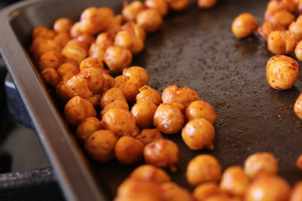 Roasted Chickpeas: 3ten.ca