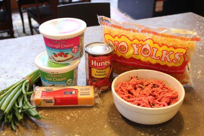 Noodle Bake Freezer Meal: 3ten.ca