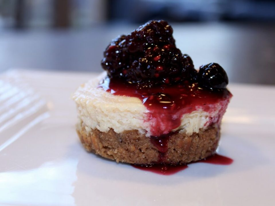 Gluten Free Mini Cheesecake: 3ten.ca