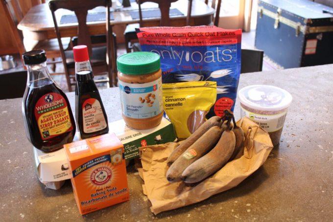 Gluten and Sugar Free Banana Muffins: 3ten.ca