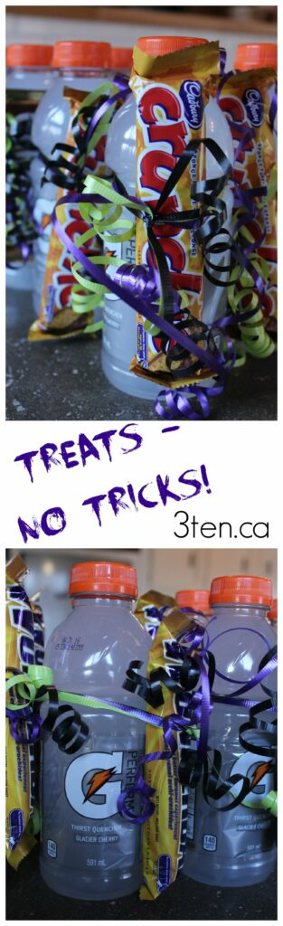 Treats - No Tricks: 3ten.ca