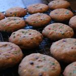 Chewy Rainbow Cookie