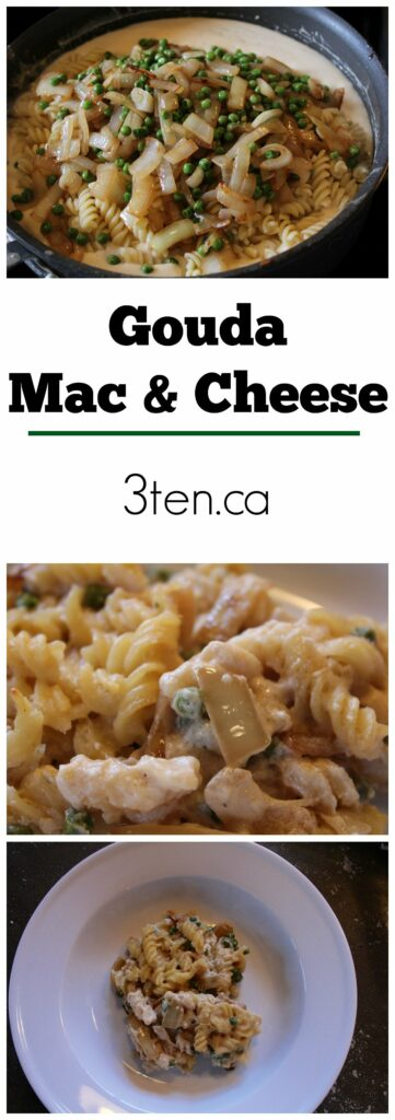 Gouda Mac and Cheese: 3ten.ca
