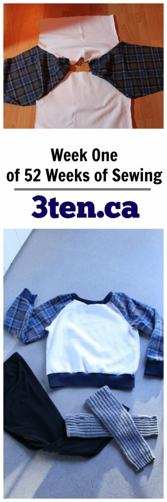 Sewing: Week One: 3ten.ca