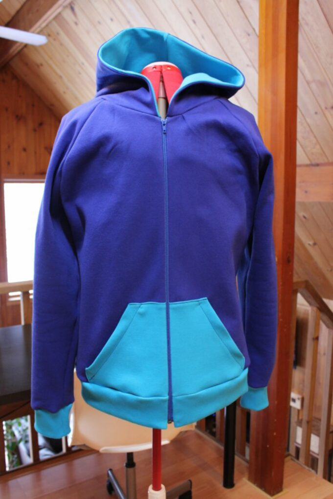 Men's Zip-up Hoodie: 3ten.ca