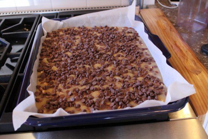 Buttery Nut Toffee: 3ten.ca