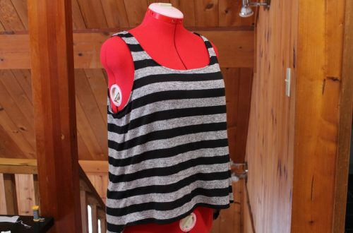 Knit Tank: 3ten.ca