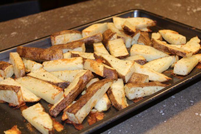 Steak Fries: 3ten.ca