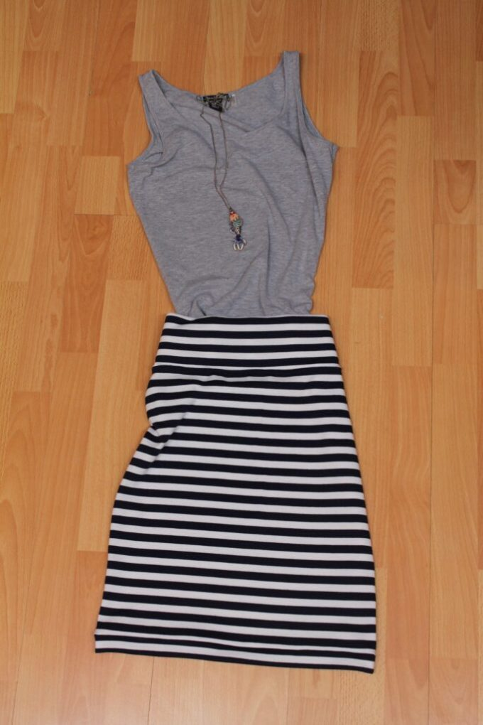 30 Minute Pencil Skirt: 3ten.ca