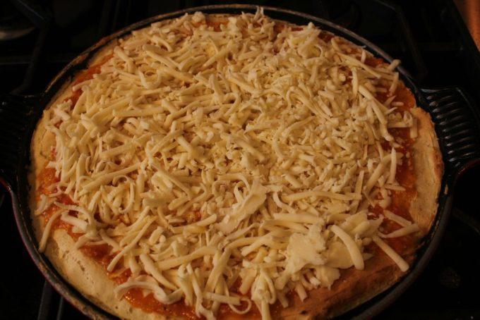 Gluten Free Breakfast Pizza: 3ten.ca