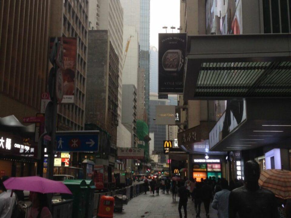 2 Days in Hong Kong: 3ten.ca