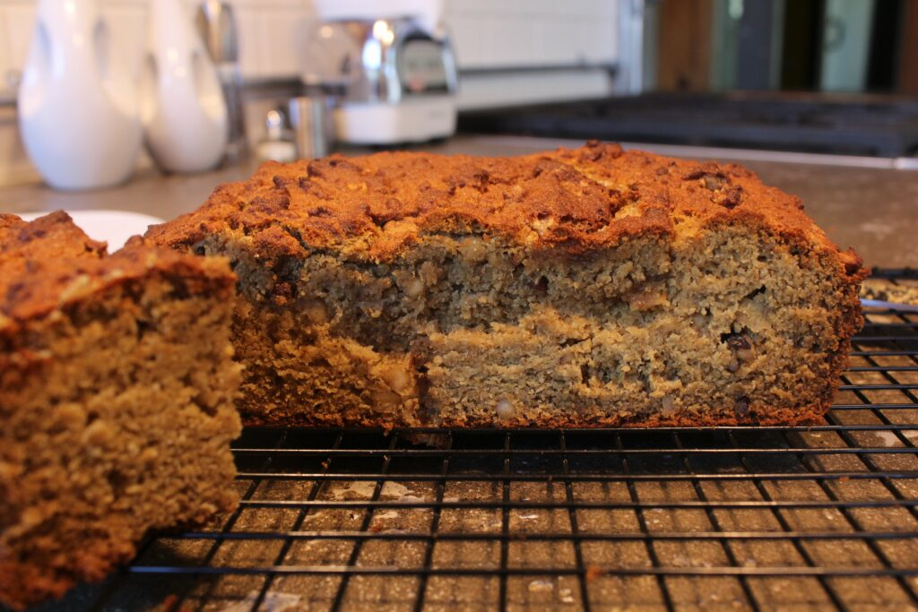 Gluten Free Banana Bread: 3ten.ca