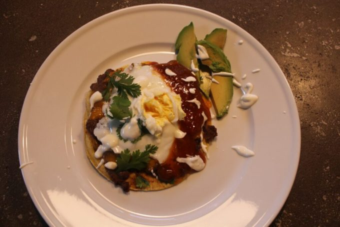 Huevos Rancheros: 3ten.ca