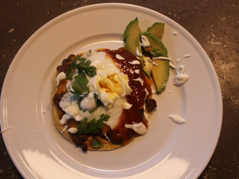 Huevos Rancheros: 3ten.ca