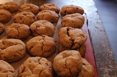 Gluten Free Pecan Cookies: 3ten.ca