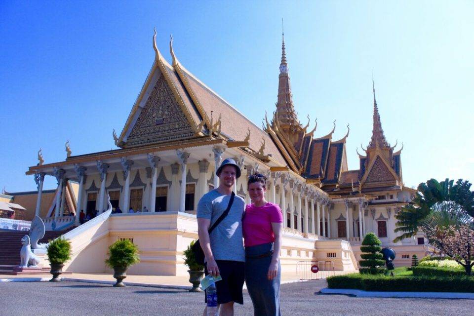 The Royal Palace Phnom Penh: 3ten.ca