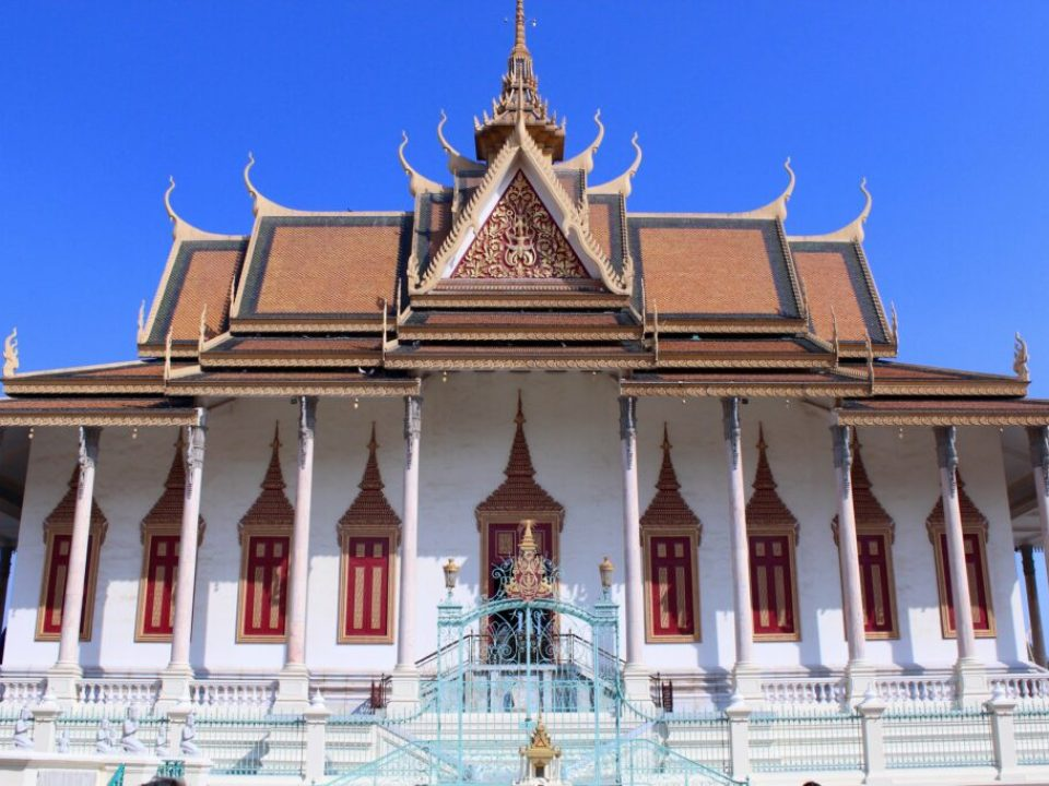 3 Days in Phnom Penh: 3ten.ca