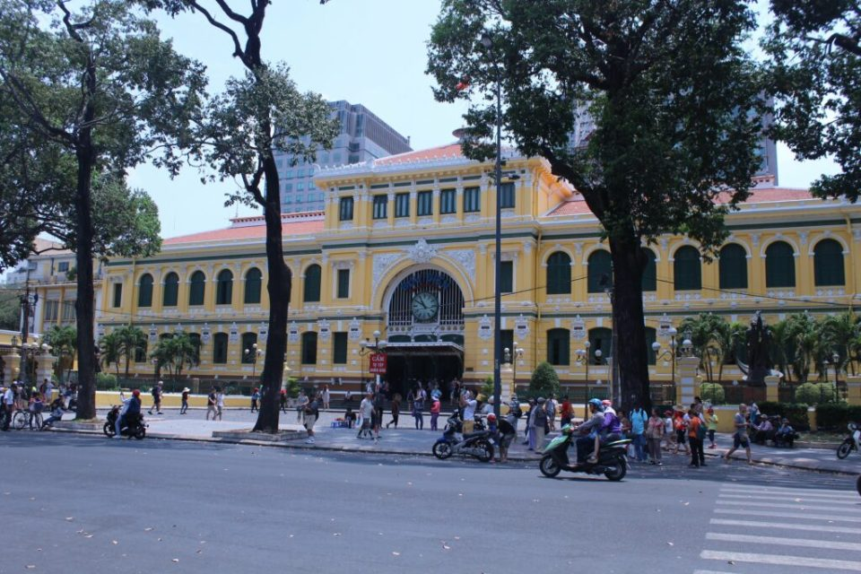 3 days in Ho Chi Minh City Vietnam: 3ten.ca