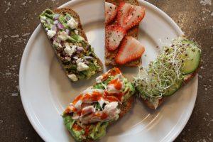 Toast Toppings: 3ten.ca