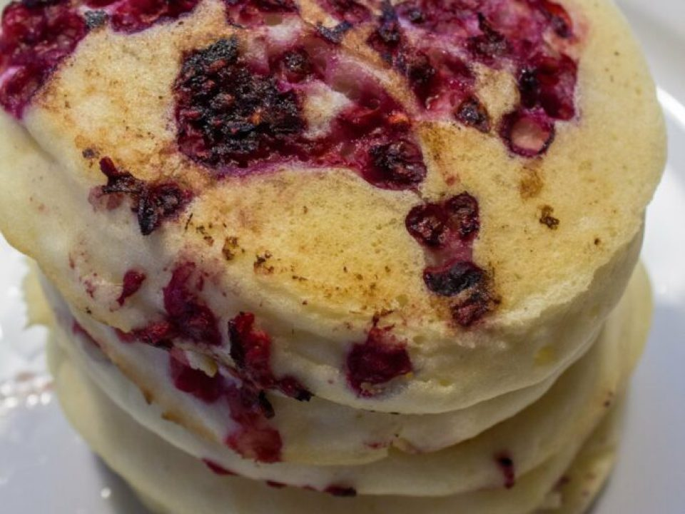 Raspberry Pancakes: 3ten.ca