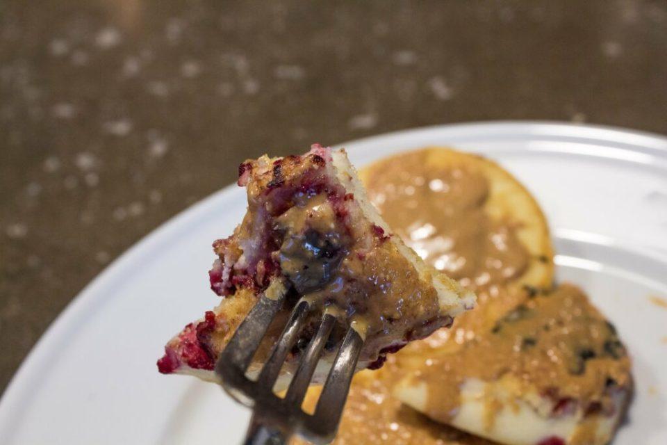 Gluten Free Raspberry Pancakes: 3ten.ca