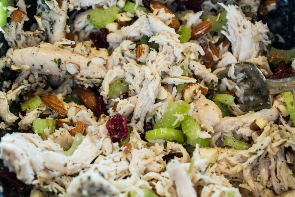 Chicken Salad: 3ten.ca