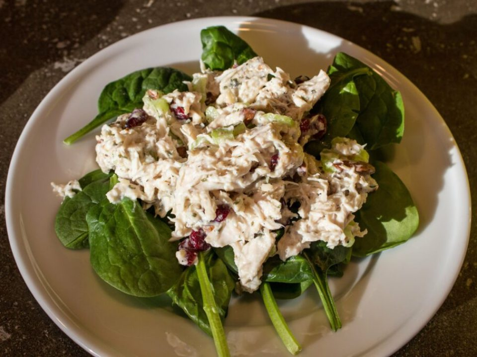 Chicken Salad: 3ten.ca