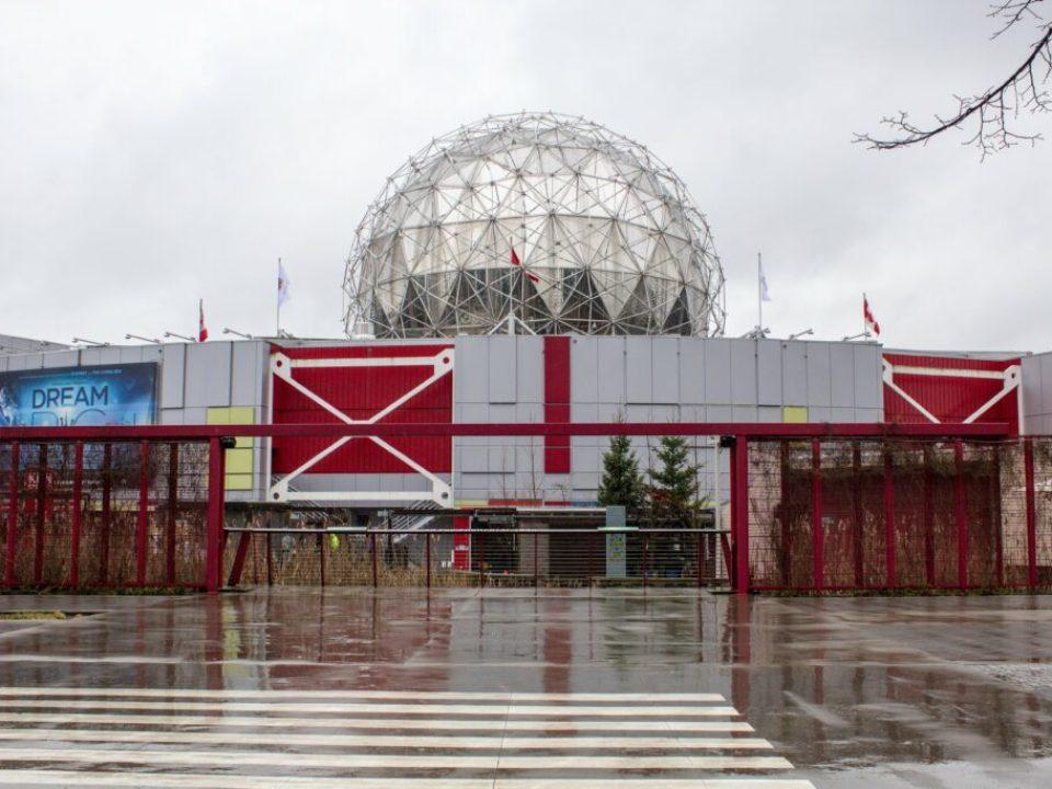 Science World Vancouver: 3ten.ca