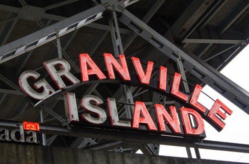Granville Island: 3ten.ca