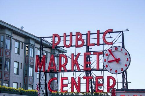 Pike Place Market: 3ten.ca