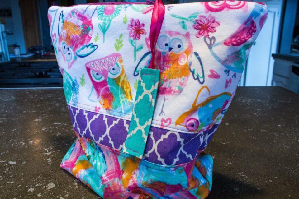 Owl Bag: 3ten.ca