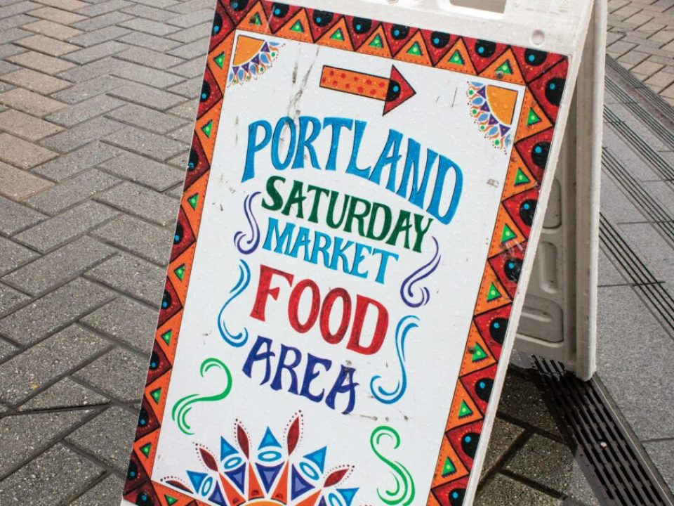 Portland Saturday Market: 3ten.ca