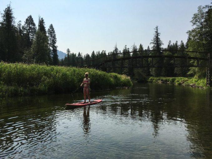 Paddleboarding: 3ten.ca