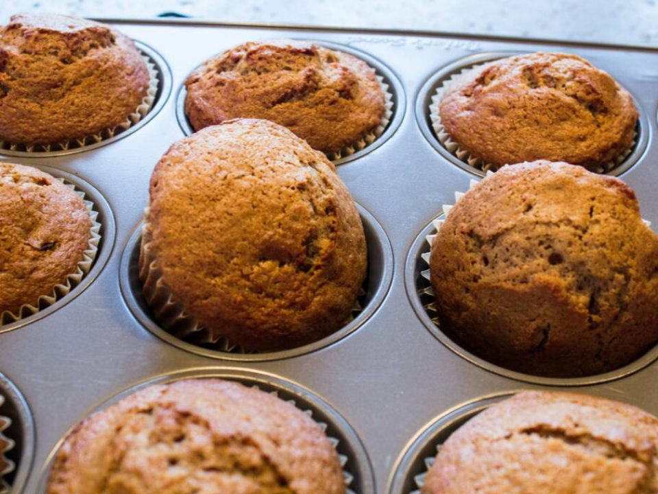 Loaded Carrot Muffins: 3ten.ca