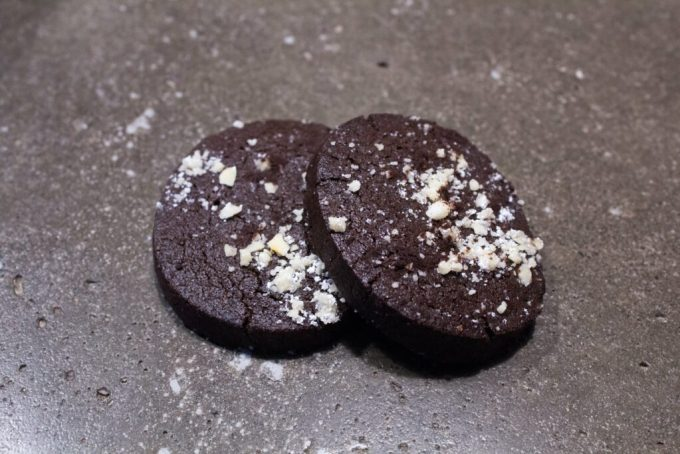Chili Chocolate Cookies: 3ten.ca