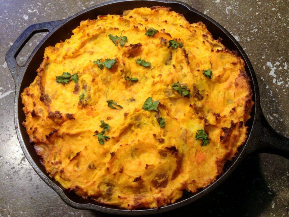Mexican Shepherd's Pie: 3ten.ca