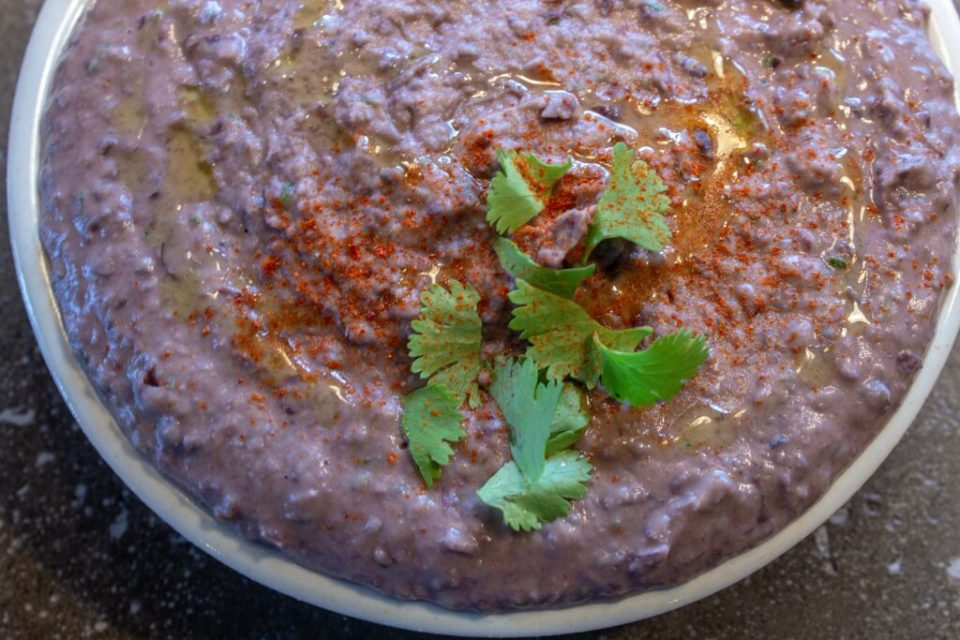 Black Bean Dip: 3ten.ca