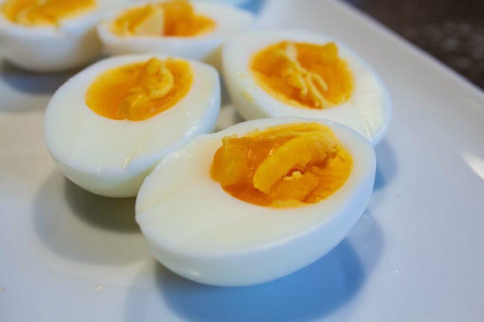 Jammy Eggs: 3ten.ca
