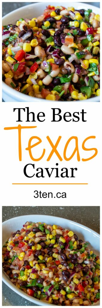 The Best Texas Caviar: 3ten.ca