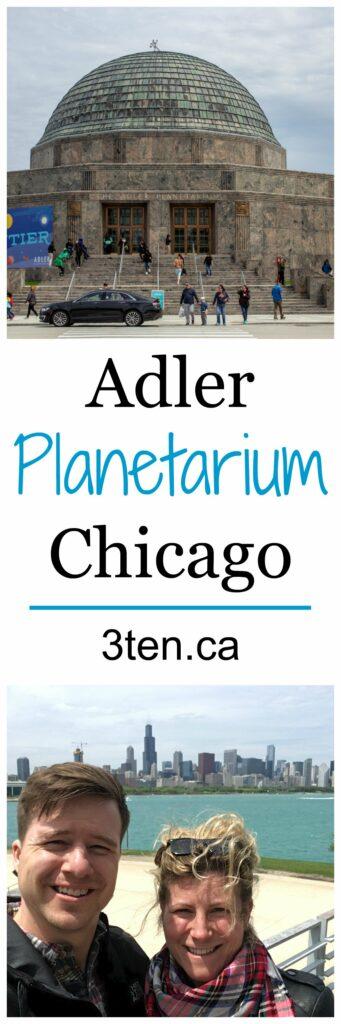 Adler Planetarium Chicago: 3ten.ca