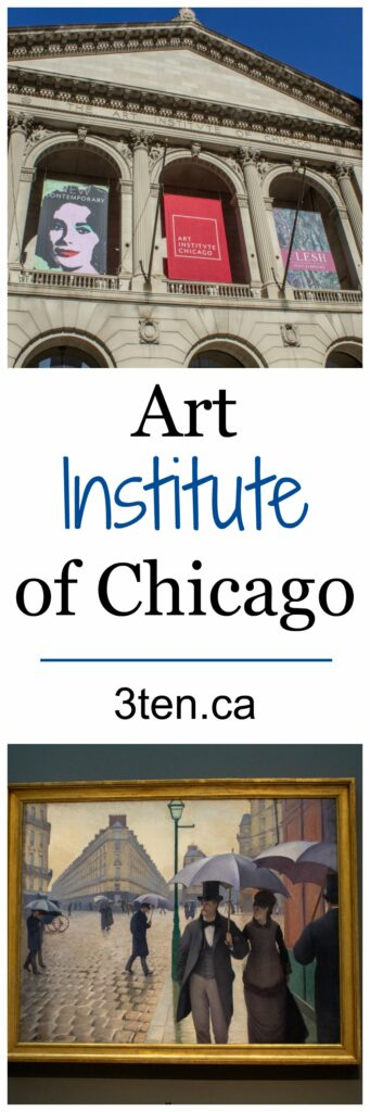 Art Institute of Chicago: 3ten.ca