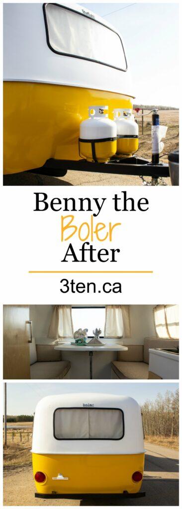 Benny the Boler After: 3ten.ca