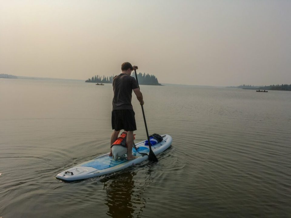 Paddleboarding: 3ten.ca