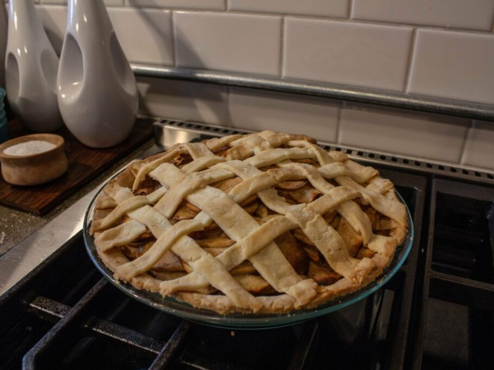 Apple Pie: 3ten.ca