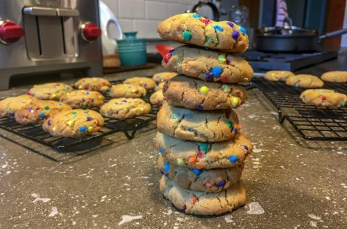Gluten Free Rainbow Cookies: 3ten.ca