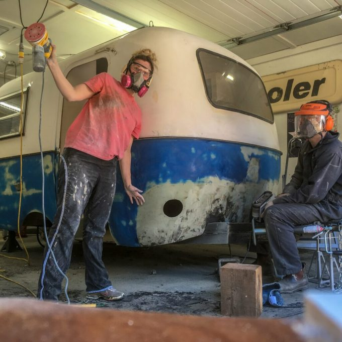 Larry the Boler Before: 3ten.ca