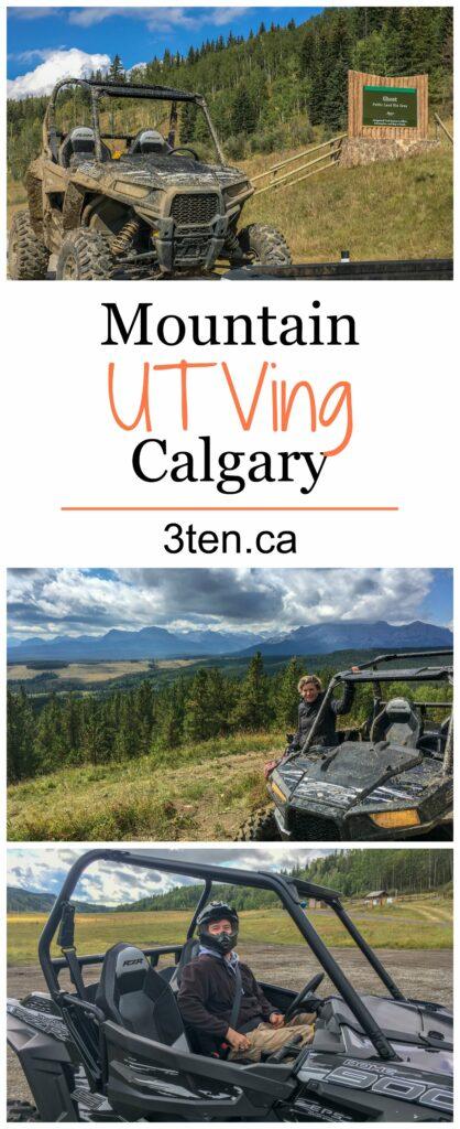 Mountain UTVing Calgary: 3ten.ca