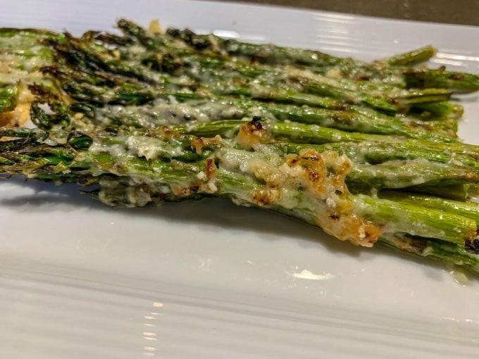 Parmesan Roasted Asparagus: 3ten.ca