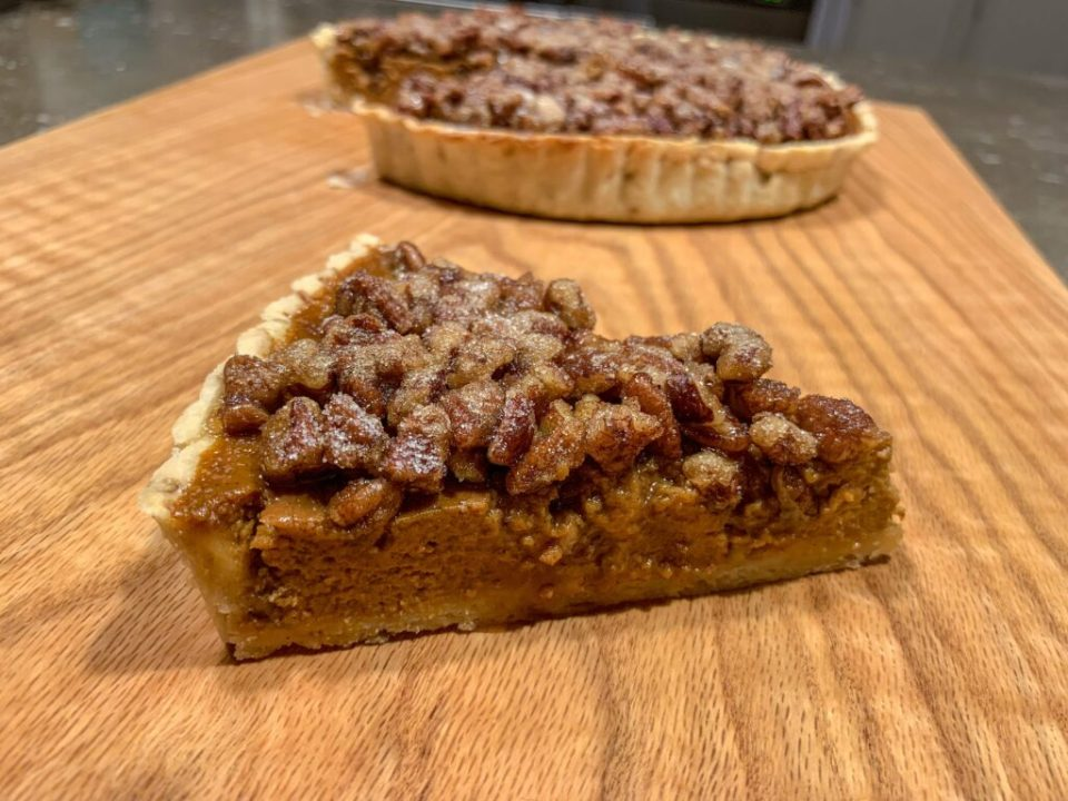 Pumpkin Praline Pie: 3ten.ca