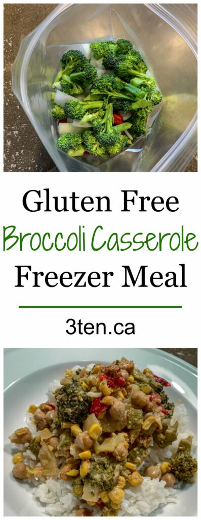 Broccoli Cheese Casserole: 3ten.ca